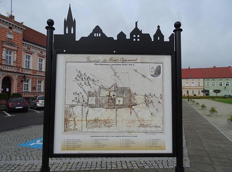 historia Bojanowo wielkopolskie miasto ciekawostki informacje