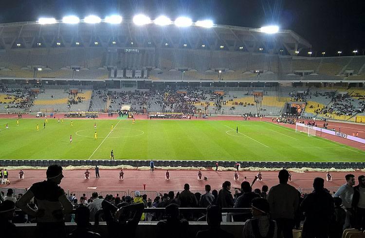 Borg El Arab Stadium Egipt największe stadiony świata piłka nożna