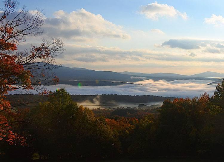 Catskill Mountains Nowy Jork góry