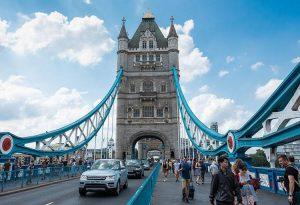 Tower Bridge Londyn ciekawostki London Anglia historia