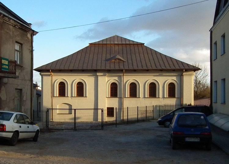 Wielka Synagoga Kraśnik ciekawostki atrakcje zabytki