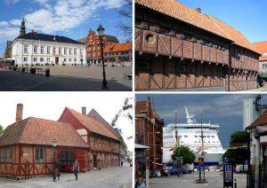 Ystad ciekawostki Szwecja atrakcje zabytki