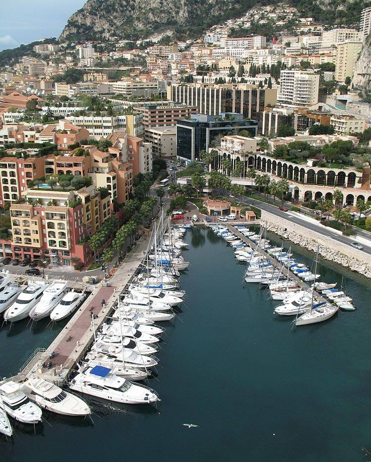 jachty Monako atrakcje ciekawostki zabytki co zobaczyć