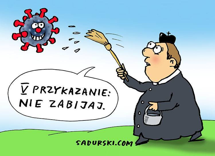 koronawirus dowcipy covid-19 humor pandemia kawały maseczki lockdown epidemia