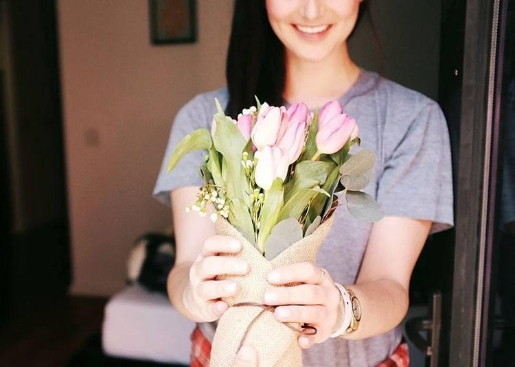 kwiaty prezent ciekawostki prezenty