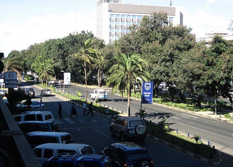 miasto Lusaka stolica Zambia ciekawostki informacje Afryka atrakcje