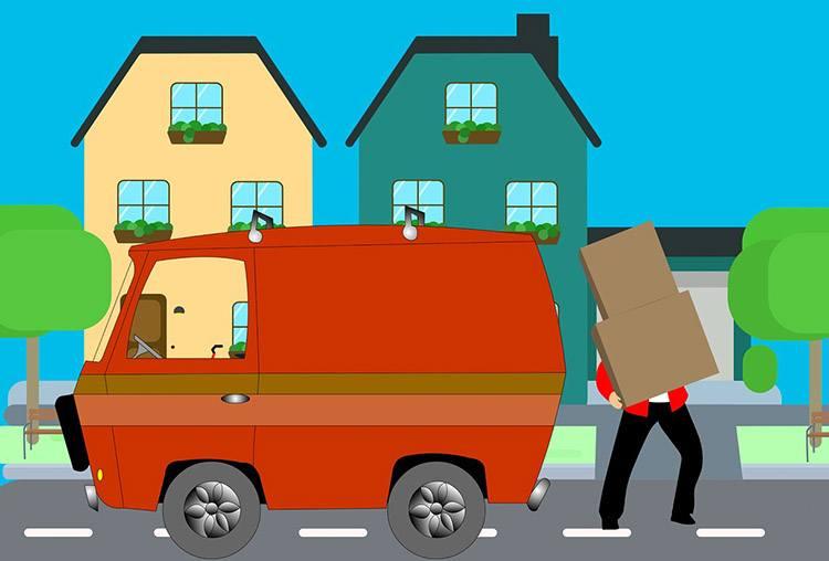 przeprowadzki ciekawostki przeprowadzka transport