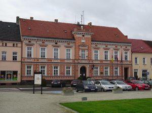 ratusz Urząd Miejski Bojanowo wielkopolskie miasto ciekawostki informacje