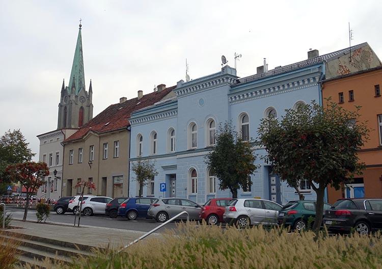 rynek Bojanowo wielkopolskie miasto ciekawostki informacje