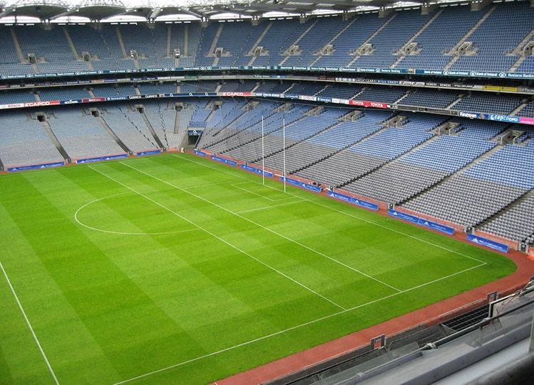 stadion Croke Park Dublin Irlandia największe stadiony świata piłka nożna