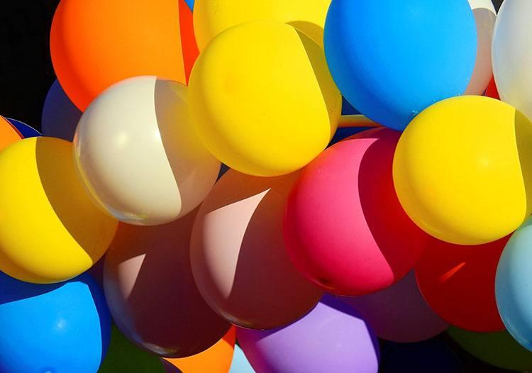 balony baloniki wesele niania animatorka opiekunka dzieci
