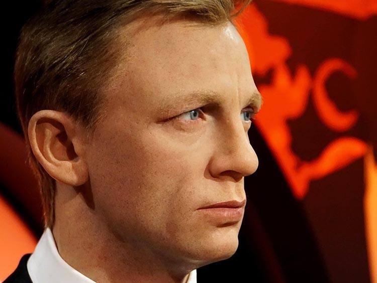 Daniel Craig aktor James Bond ciekawostki hazard bakarat