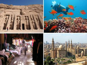 Egipt ciekawostki atrakcje zabytki informacje wakacje