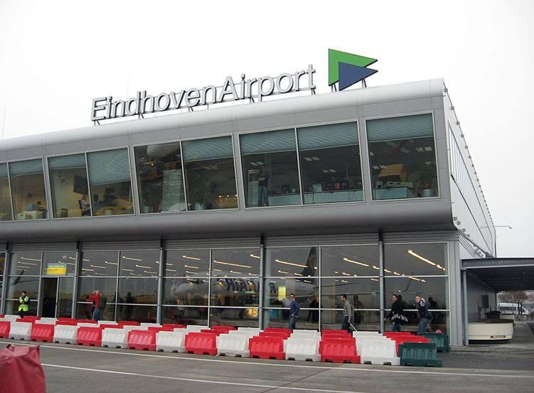 Eindhoven Holandia lotniska samoloty lotniska Netherlands Holland