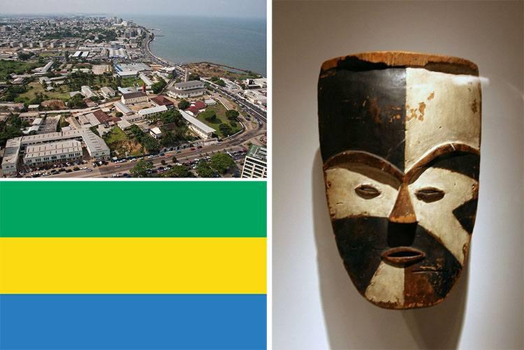 Gabon ciekawostki Afryka informacje