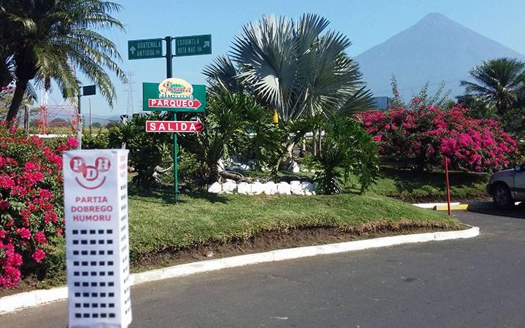 Gwatemala wulkan de Aqua podróże po świecie świat