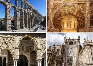 Hiszpania zabytki atrakcje ciekawostki