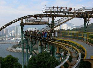 Hongkong parki rozrywki świat ciekawostki informacje