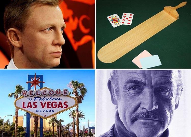 James Bond ciekawostki hazard bakarat