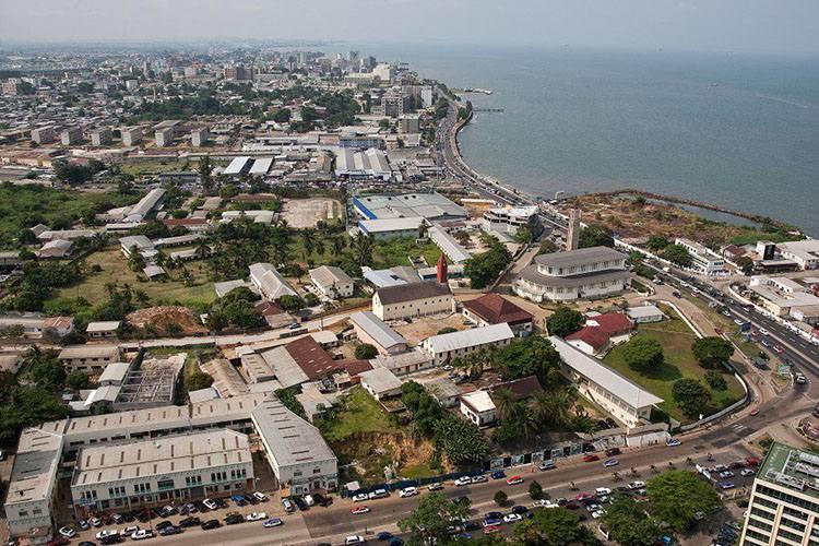 Liberville stolica miasto Gabon ciekawostki Afryka informacje