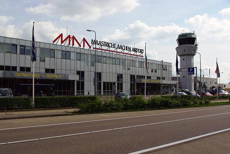 Maastricht Holandia lotniska samoloty lotniska Netherlands Holland
