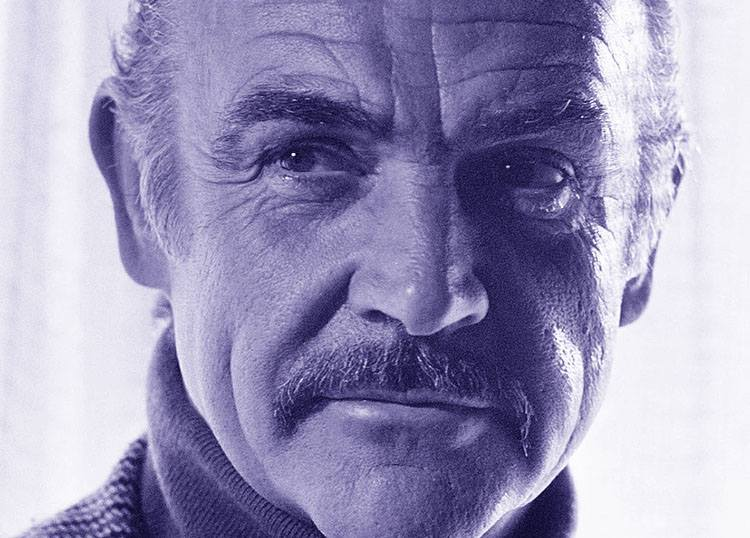 Sean Connery aktor James Bond ciekawostki hazard bakarat