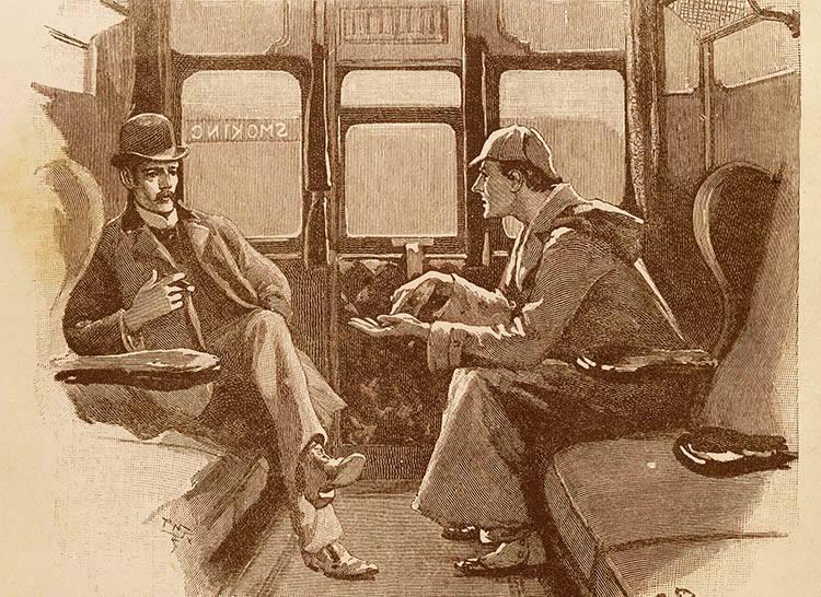 Sherlock Holmes Wielka Brytania ciekawostki
