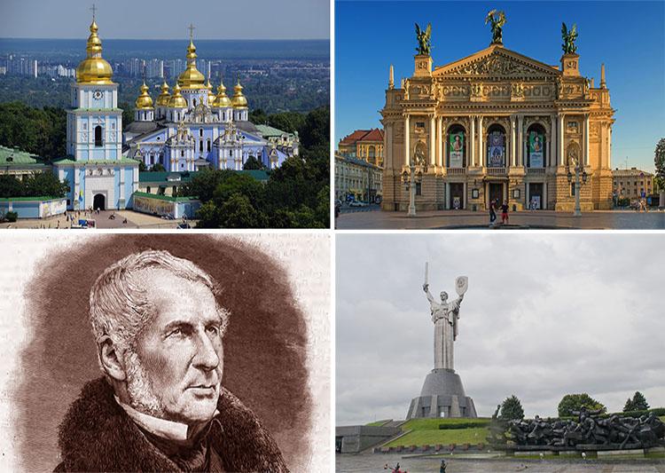 Ukraina ciekawostki o Ukrainie informacje