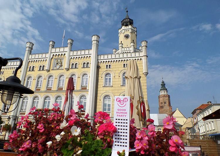 Wschowa Polska podróże po świecie świat
