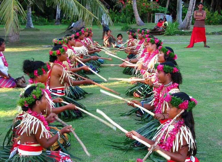 folklor ludność Mikronezja państwo wyspy ciekawostki informacje