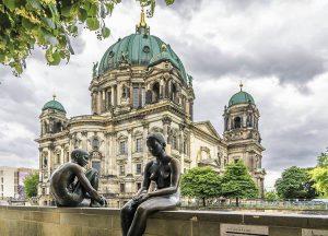katedra Berlin ciekawostki Niemcy informacje