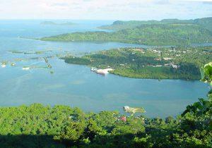 miasto Kolonia wyspa Pohnpei Mikronezja państwo wyspy ciekawostki informacje