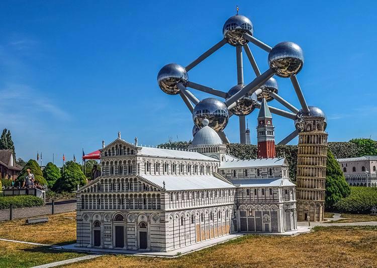 park miniatur parki rozrywki na świecie ciekawostki świat