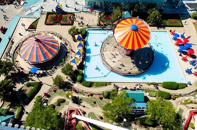 parki rozrywki w Polsce park Polska ciekawostki wesołe miasteczko lunapark