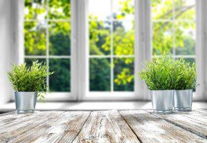 profile okienne PVC okna