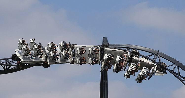 rollercoaster parki rozrywki na świecie ciekawostki świat