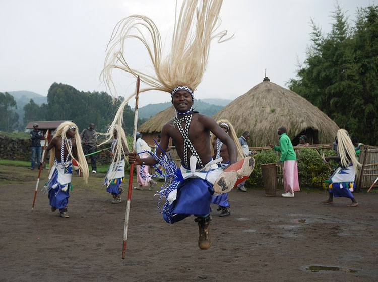 taniec Rwanda ciekawostki Afryka państwo informacje