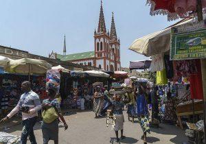 Lome targ Togo ciekawostki informacje Afryka
