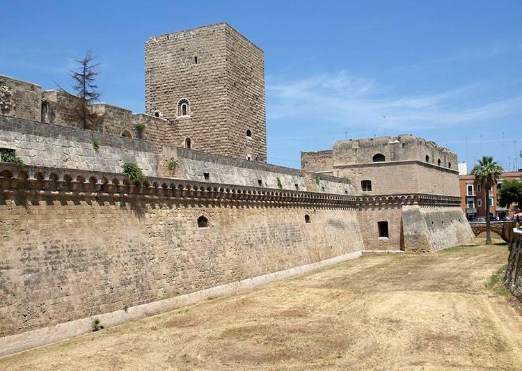 Bari Włochy największe miasta Włoch Italia