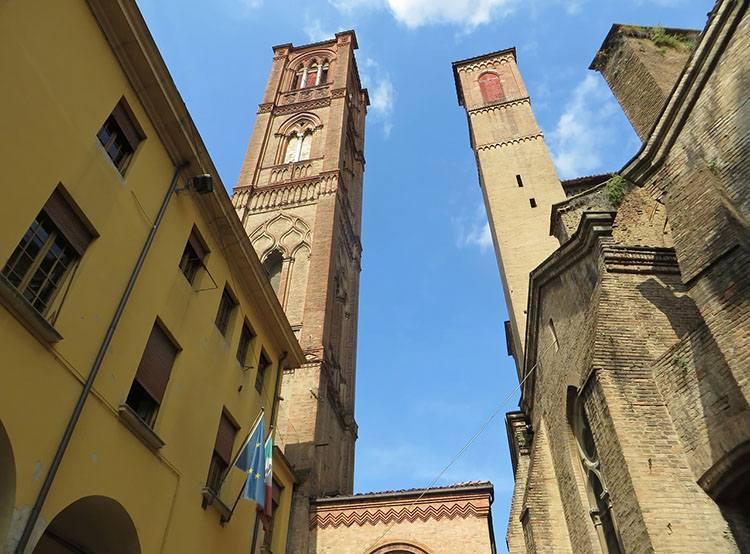 Bolonia Włochy największe miasta Włoch Italia