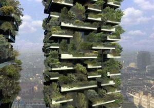 Bosco Verticale Milano Mediolan ciekawostki architektura
