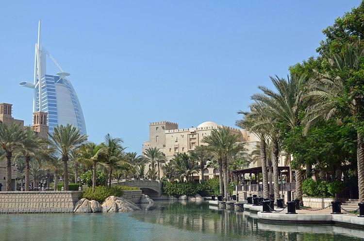 Burj al-Arab Dubaj ciekawostki Zjednoczone Emiraty Arabskie