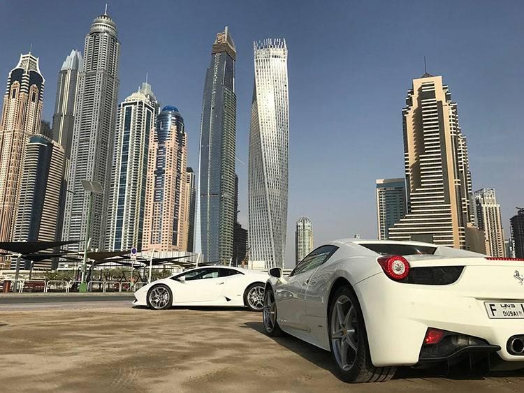 Dubaj ciekawostki Zjednoczone Emiraty Arabskie