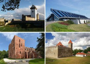 Estonia lotniska ciekawostki porty lotnicze zabytki atrakcje
