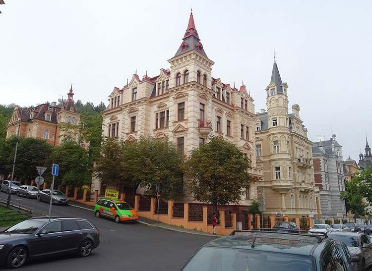 Karlowe Wary ciekawostki Czechy