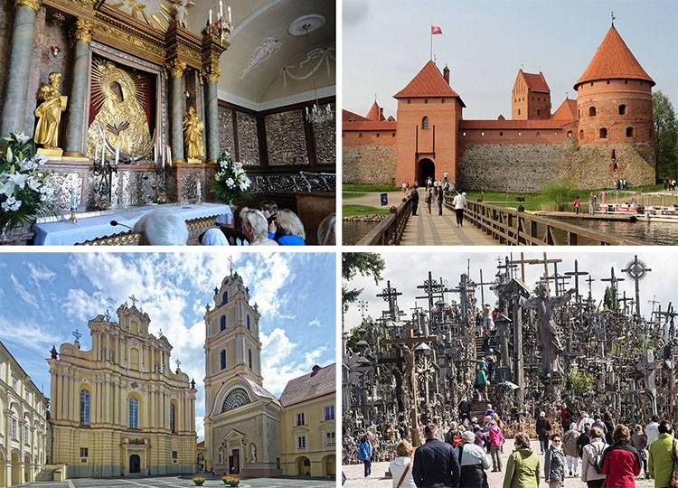 Litwa ciekawostki zabytki atrakcje
