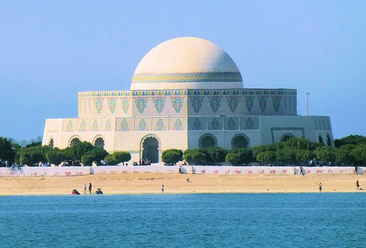 opera Dubaj ciekawostki Zjednoczone Emiraty Arabskie