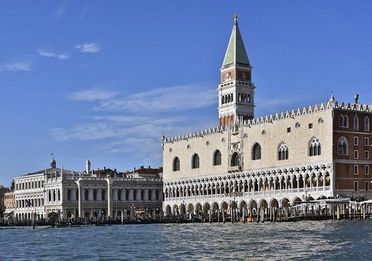 Pałac Dożów Wenecja ciekawostki Włochy zabytki