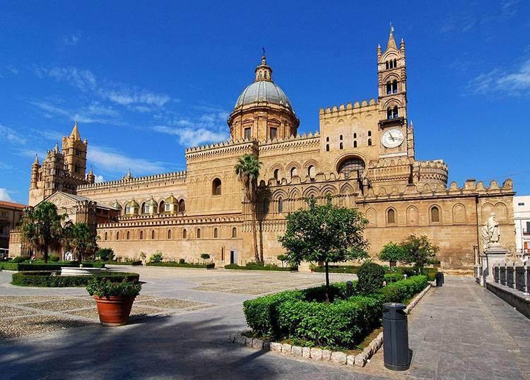 Palermo Włochy największe miasta Włoch Italia