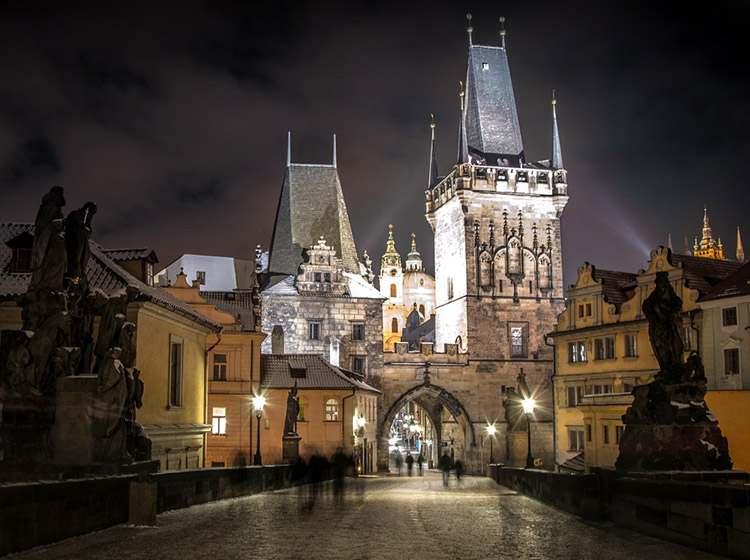 Praga ciekawostki Czechy stolica zabytki atrakcje